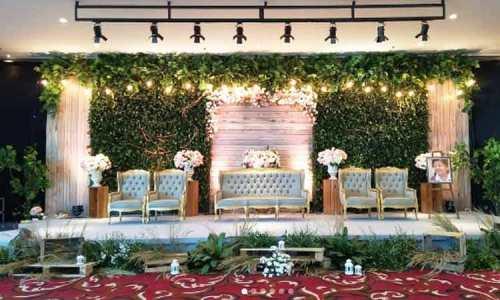 tema dekorasi pernikahan