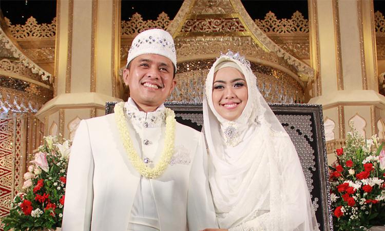 lagu pernikahan islami