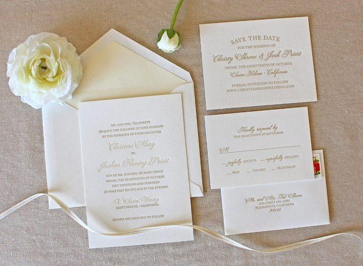 3 Contoh Surat Undangan Pernikahan Yang Paling Banyak Dicari