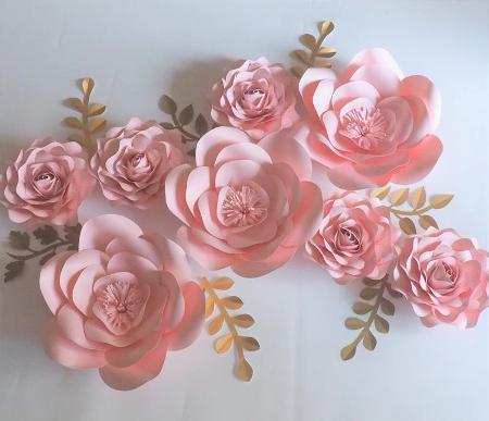 dekorasi tunangan simpel