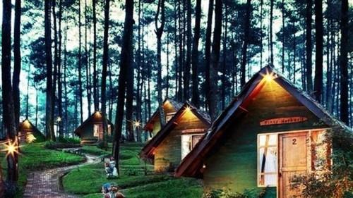 tempat honeymoon di bandung