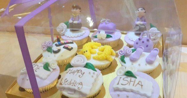 kue hantaran pernikahan