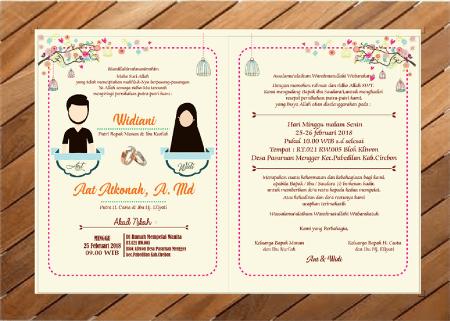 Kumpulan Kata Kata Undangan Pernikahan Islami Yang Romantis Dan Menyentuh Membangun Inspirasi